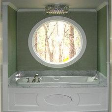 Traditional Bathroom by Encore Construction