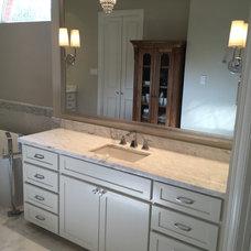 Modern Bathroom by Home Platinum Services LLC