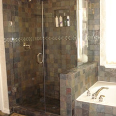 Mediterranean Bathroom by Remodeling by Joseph
