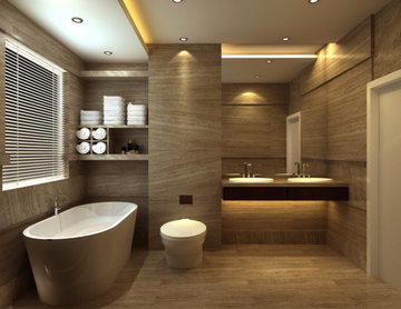 Bathroom Remodeling in Sherman Oaks - Valley Vista Blvd.