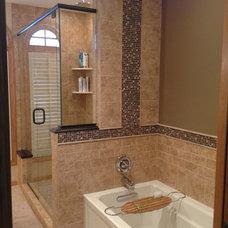 Traditional Bathroom by K2 Bath Design