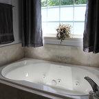 Woodvalley house bathroom contemporary bathroom - Bathroom remodeling woodbridge va ...