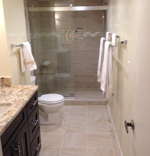 Bathroom Renovation Fairfax Va: Bathroom Remodeling No. 8, Clifton VA