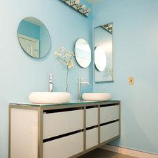 Modern Bathroom by Eurodesignremodel.com