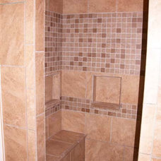 Traditional Bathroom by Complete Contracting of Maryland, LLC