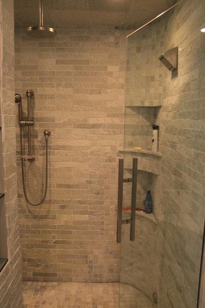 Contemporary Bathroom by LaMantia Design & Construction
