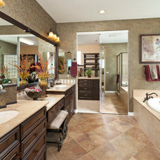 Traditional Bathroom by Sovereign Home Remodeling