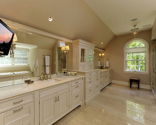 Carlisle Cream Home Design Ideas, Pictures, Remodel and Decor