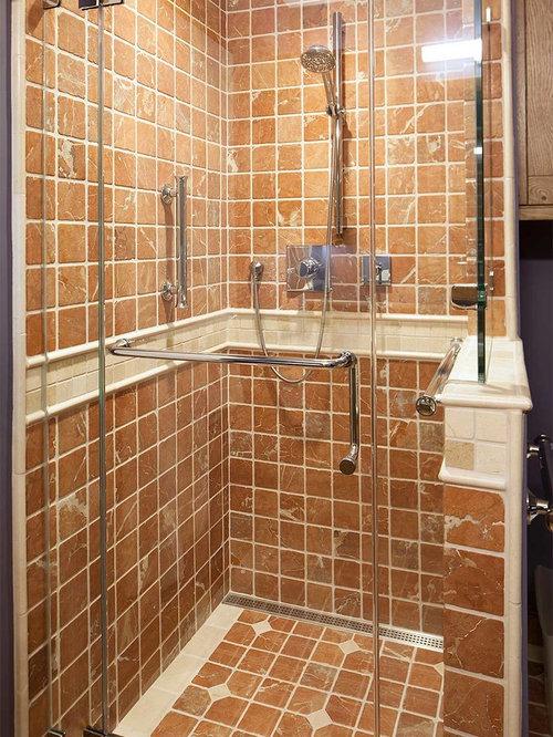 Bathroom Design Ideas Renovations Photos With Orange