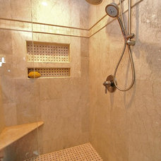 Traditional Bathroom by Dexter Builders