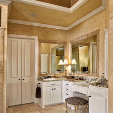 Traditional Bathroom by Grace Designs Dallas