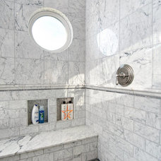 Traditional Bathroom by Hartung Construction, Inc.