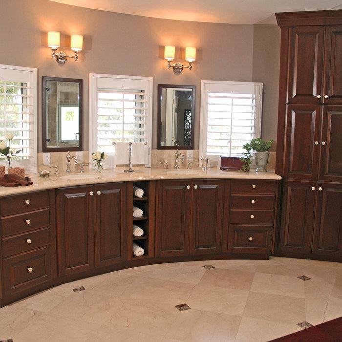 Traditional Bathroom Remodels