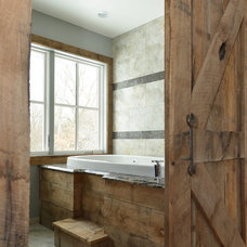 Contemporary Bathroom by Kowalske Kitchen & Bath
