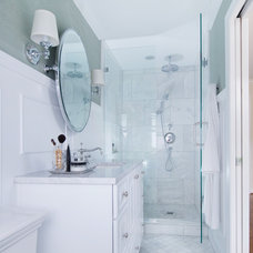 Traditional Bathroom by Schloegel Design Remodel