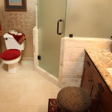 Traditional Bathroom by Interiors by Design, Terri Marcus, ASID, RID