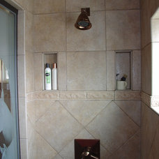 Traditional Bathroom by Welby Construction Management