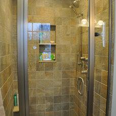 Traditional Bathroom by Woodbridge Builders