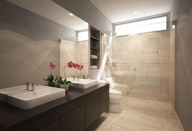 Cisternas empotradas gana espacio y mejora la est tica de for Cuanto cuesta los accesorios para bano