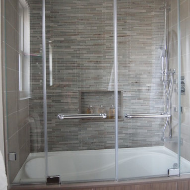 Bathroom reno in the kingsway