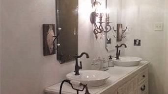Bathroom Reno July 2015