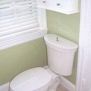 Bathroom - traditional bathroom idea in Toronto