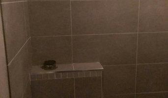 Bathroom Renovation & Kitchen Install for Interior Designer Regina Rogers Fallon