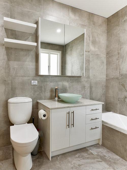 Bathroom renovation brighton march 2016 for Bathroom renovations brighton