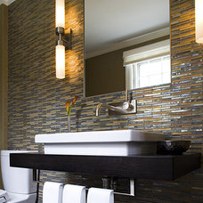 Modern Bathroom by Duffy Design Group