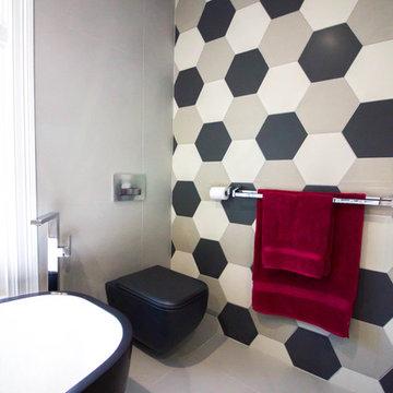 Bathroom Renovation- East Brisbane