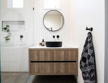 Bathroom Renovation, Elwood