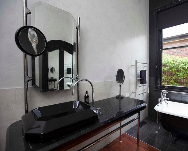 Midcentury Bathroom by Perini Tiles