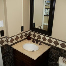 Traditional Bathroom by Souder Brothers Construction, Inc.