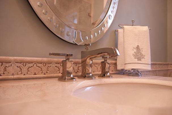 Contemporary Bathroom by Paul Lopa Designs