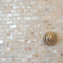 Go for the Glow: Mother-of-Pearl Shines Around the Home