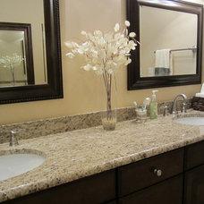 Traditional Bathroom Bathroom Renovation