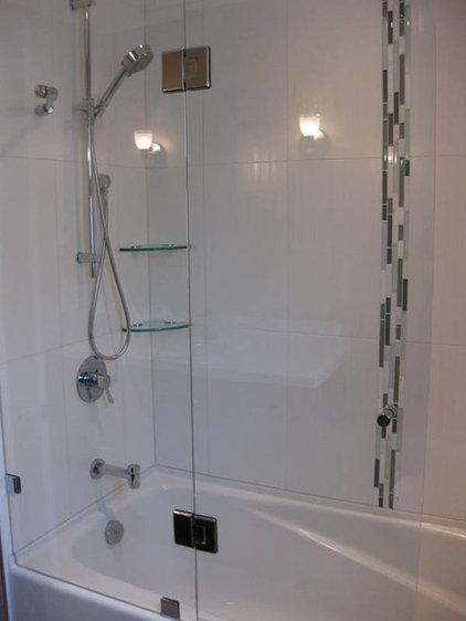 Contemporary Bathroom by Olmani Renovations
