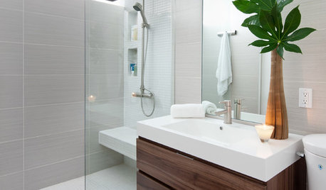 Bathroom design on houzz tips from the experts Bathroom design pictures books