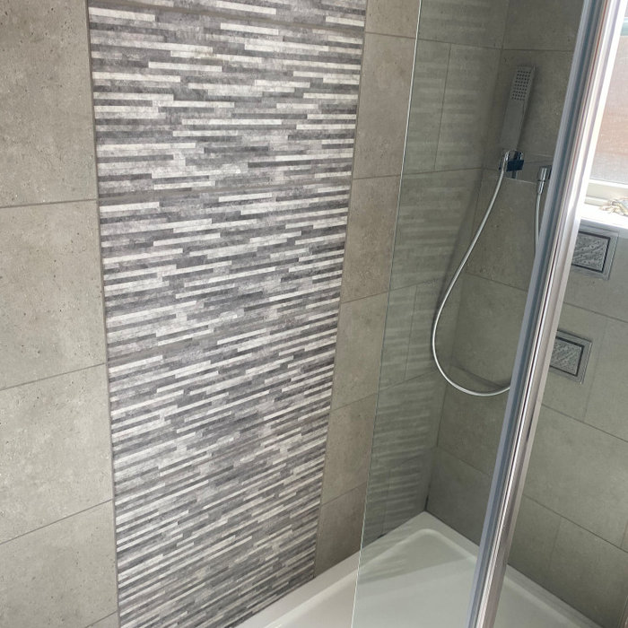 Clean Modern Bathroom Design
