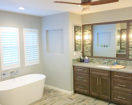 bathroom remodeling simi valley design ideas for a large traditional ensuite bathroom in los angeles