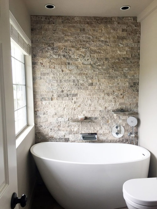 Modern Interior Stone Walls Home Design Photos Decor Ideas