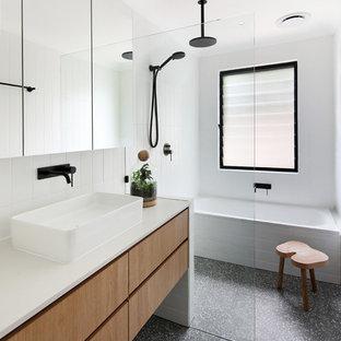 Bathroom Renovation - West Leederville, Western Australia