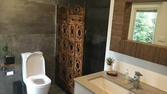 Bathroom Renovation with Asian Influences
