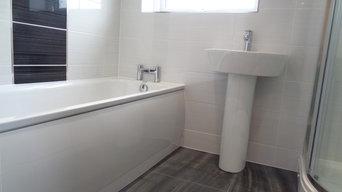 Bathroom Renovation With Shower and Kaldewei Bath