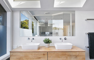 The Ensuite Dilemma: One Sink or Two?