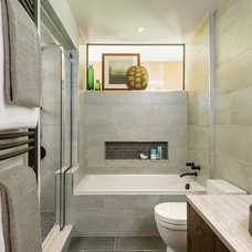 Modern Bathroom by Astro Design Centre