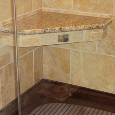 Traditional Showers by Absolute Construction And Remodeling