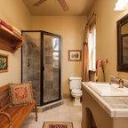 Mediterranean Classic - Mediterranean - Bathroom - Los ...