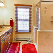 Traditional Bathroom by Rikki Snyder