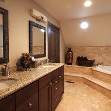 Contemporary Bathroom by SE Interior Design, Inc
